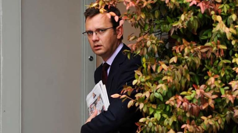 Andy Coulson ... denies knowledge of phone hacking.