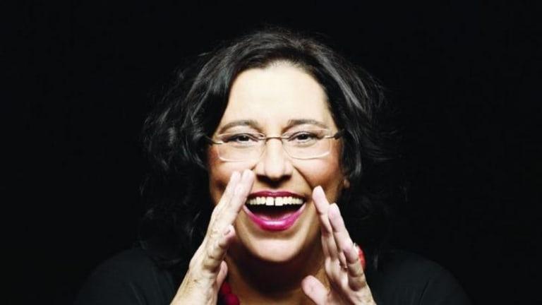 Maria Farantouri raised her voice in protest in her native Greece.