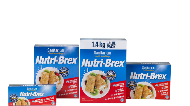 They look like Weet-Bix, they taste like Weet-Bix, but from now on they will be sold in China under the name Nutri-Brex.