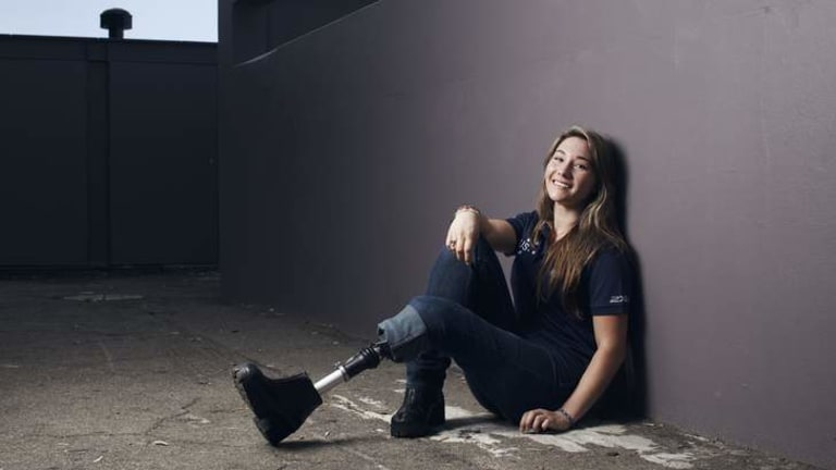 Snowboarder Joany Badenhorst is heading to Russia to compete in the 2013 Paralympic Winter Games.