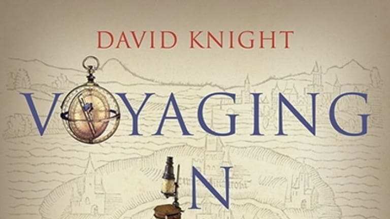 Voyaging in Strange Seas by David Knight.
