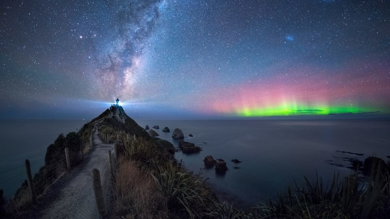 A past contribution to World Photo Day by Marklin Ang in New Zealand