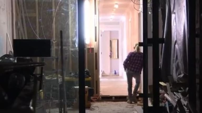 Renovations underway on the 2016 season of