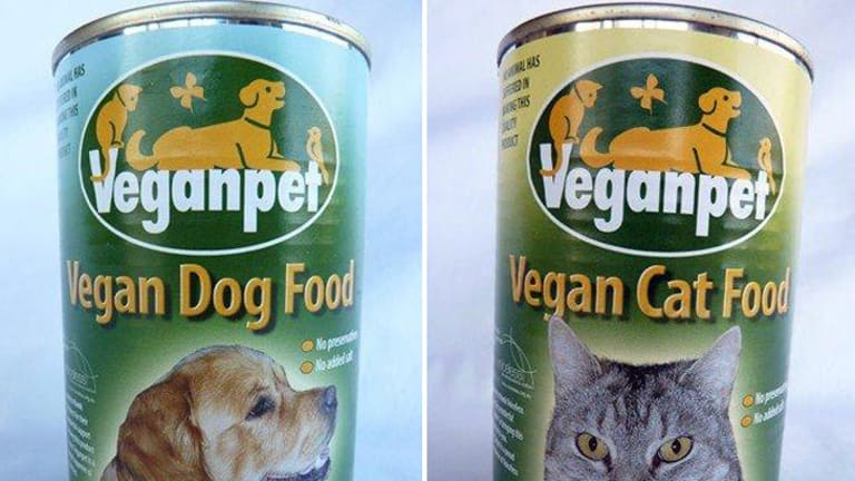 Part of the Veganpet range.