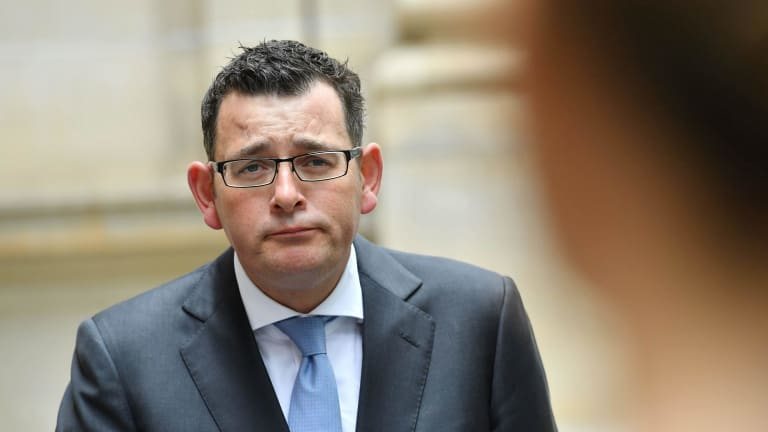 """Premier Daniel Andrews:  """"Everyone should have the freedom to be themselves."""""""