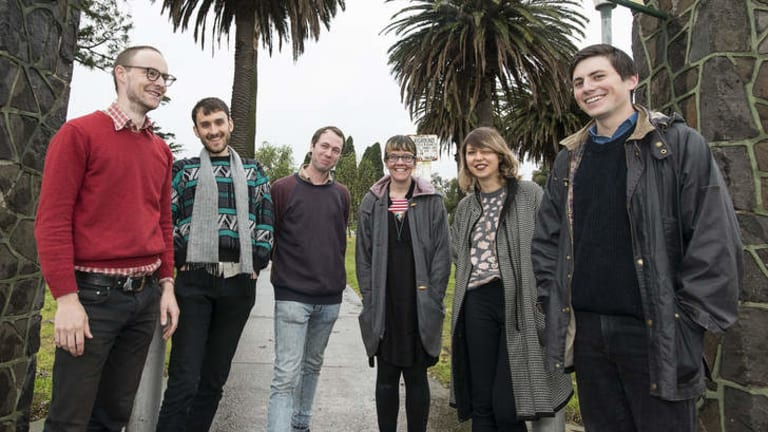 Alex Badham, Pascal Babare, Thomas Mendelovits, Evelyn Morris, Jess Cornelius and Lachlan Denton are signed up for Melbourne sound.