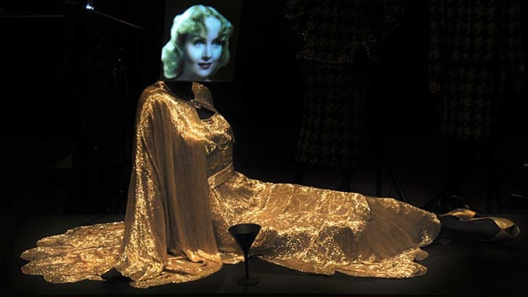 A costume was worn by Carole Lombard in <i>My Man Godfrey</i> (1936).