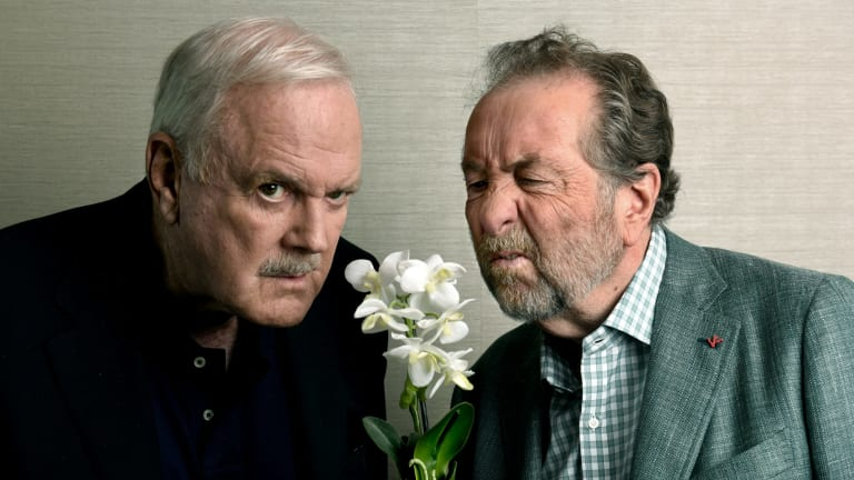 John Cleese and Eric Idle on why it's the last chance to ...