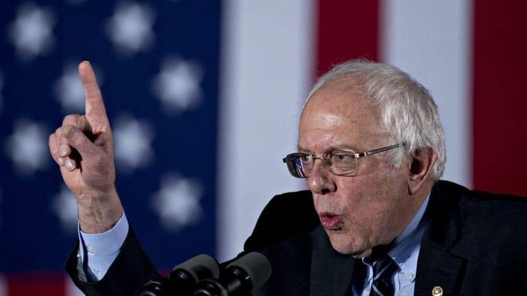 MMT has advocates on Bernie Sanders' presidential campaign team.