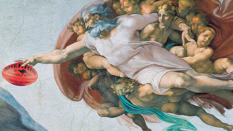 Digitally altered image