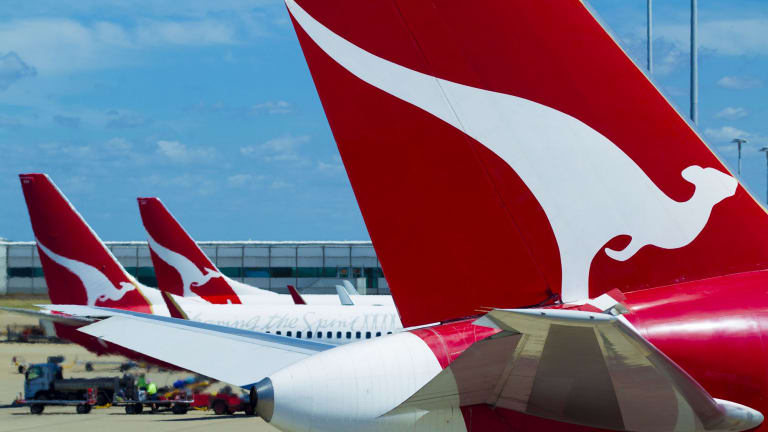 Qantas results leave questions for CEO ALan Joyce.