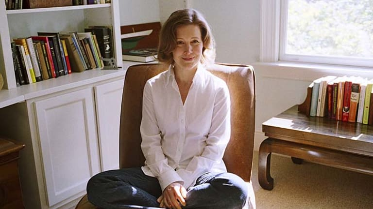 Ann Patchett: Lives by commitment and tenacity.