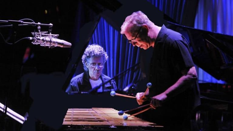 Best live show: Chick Corea and Gary Burton at the Opera House in 2014.