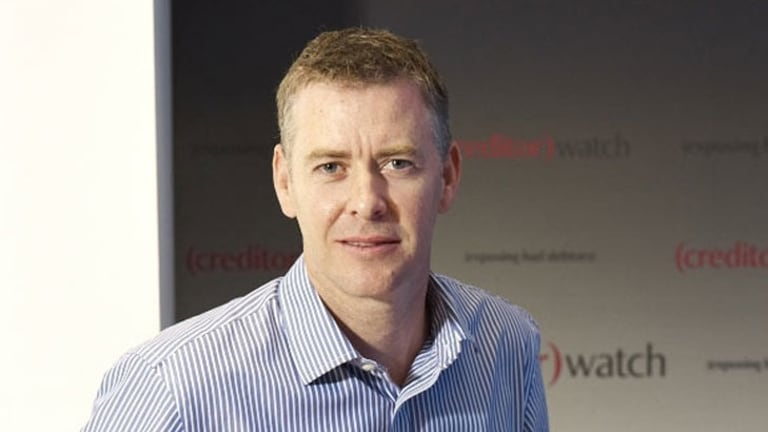 CreditorWatch's Colin Porter says it's important to monitor individual customers.