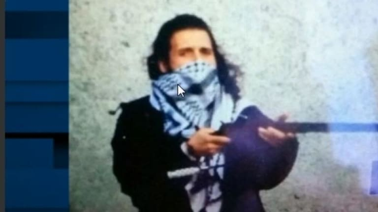 A photo released by Canadian media which purports to be the suspected gunman, Michael Zehaf-Bibeau.
