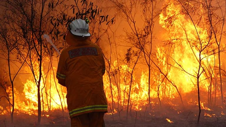 Research by the Bushfire Cooperative Research Centre shows most people are ill-prepared for the decisions they need to make if a bushfire threatens.