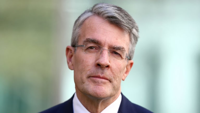 "Shadow attorney-general Mark Dreyfus: ""This is an obvious power grab by Peter Dutton."""