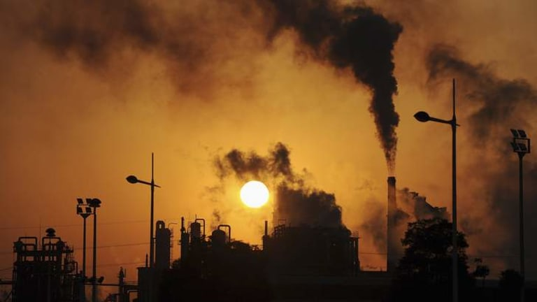 Climate Institute analysis suggests Australia would overshoot the 5 per cent emissions reduction pledge for 2020 if the automatic caps on company emissions under the carbon price are allowed to come into effect.