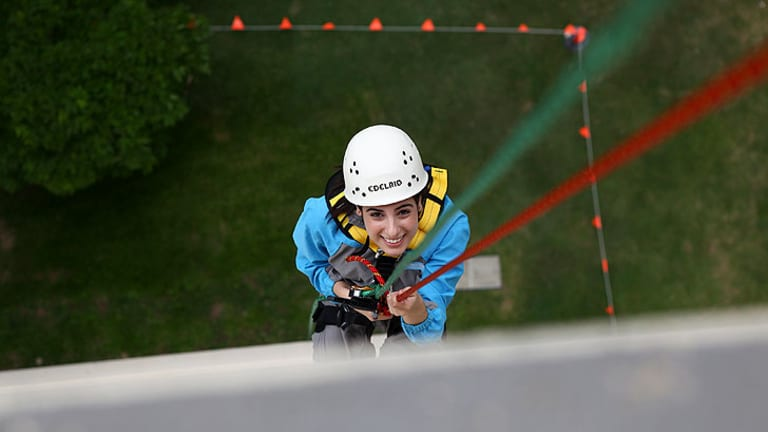 Ever found yourself way outside your comfort zone, all in the name of team-building?