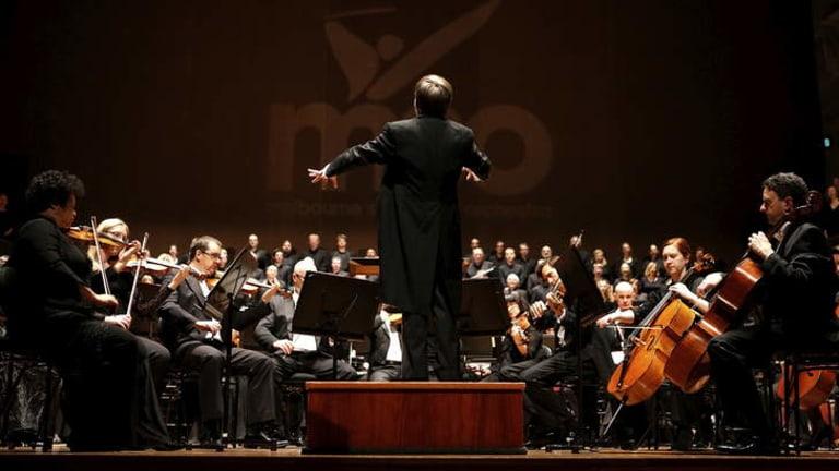 Melbourne Symphony Orchestra.
