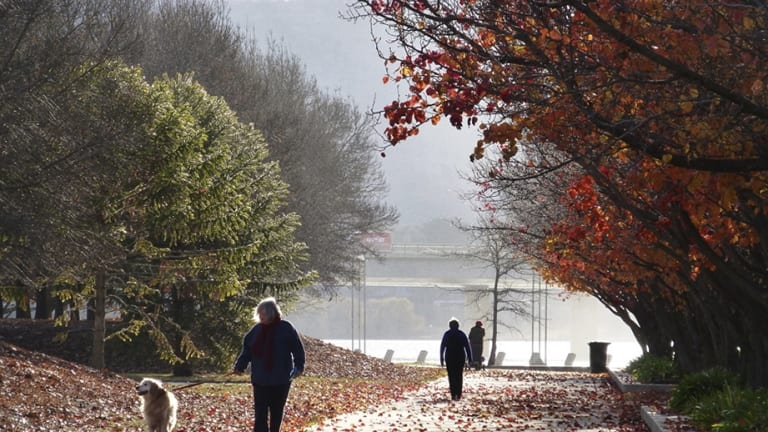 The warm, dry weather is set to come to an end this week.