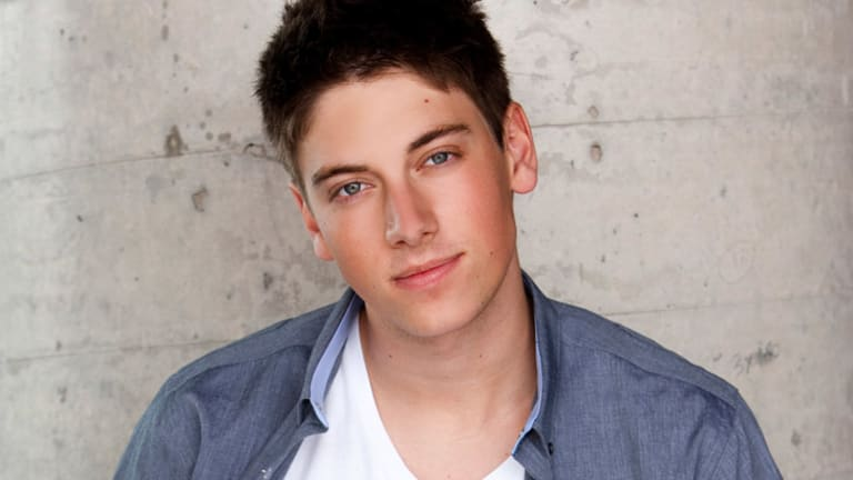 Lincoln Younes, who plays Casey Braxton on <i>Home and Away</i>.
