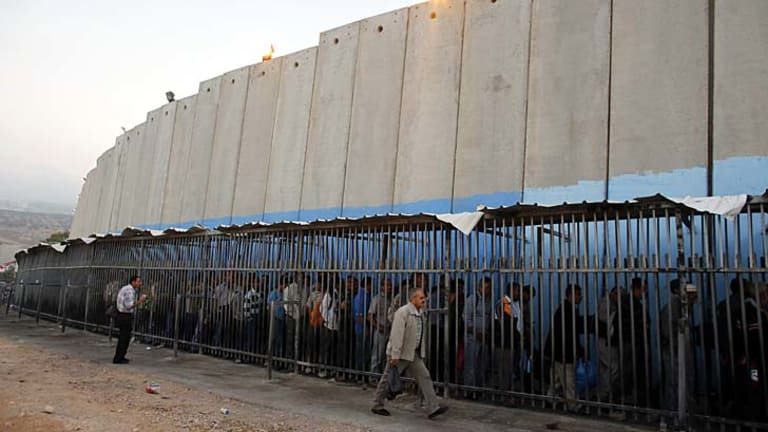"""""""As I journeyed through the West Bank and Gaza, I received invitations to avoid the checkpoints""""."""