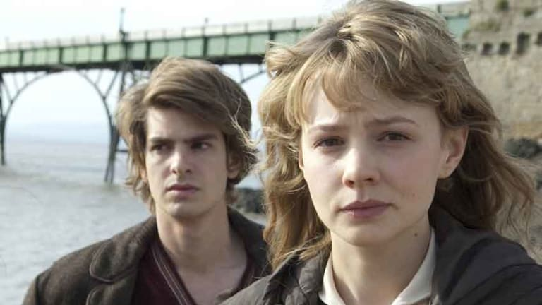 Groomed for the marketplace: A scene from Never Let Me Go.
