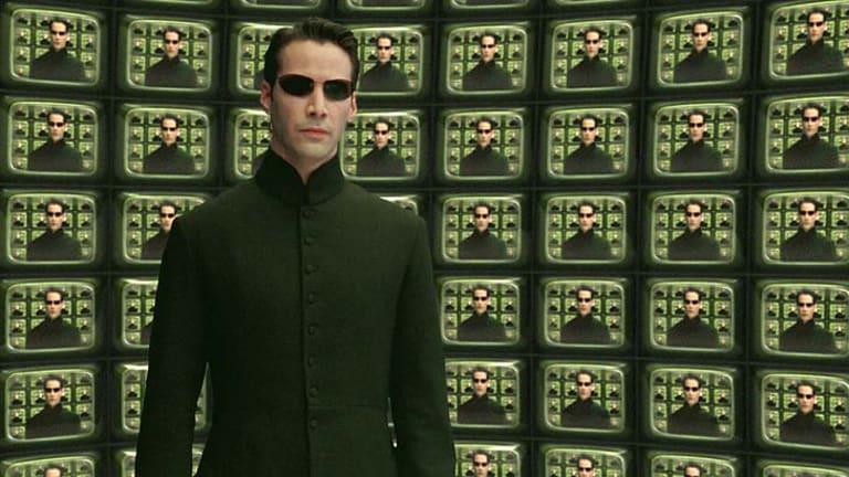 Self replication was explored in the <em>Matrix</em> films.