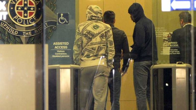 Southern Stars Soccer players arrested for match fixing last September.