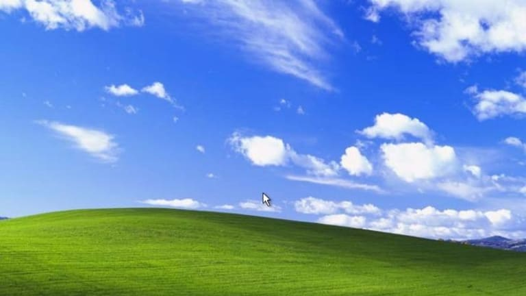 Out with the old: Windows XP is a 13-year-old operating system way past its use-by date.