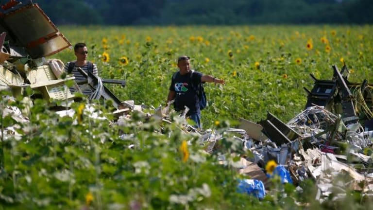 Ukrainian searchers may return to the site of the MH17 disaster soon.