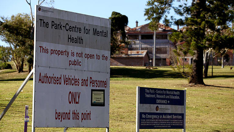 The Barrett Adolescent Centre, at The Park mental hospital at Wacol, has provided live-in care for teens with psychiatric problems for three decades.