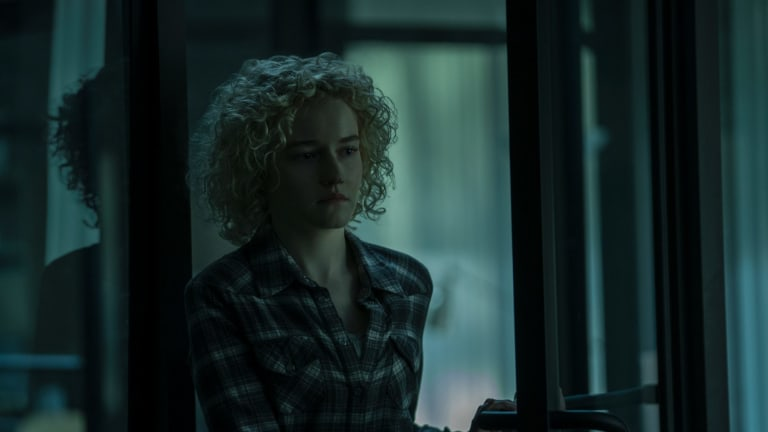 Ruth Langmore (Julia Garner) in <i>Ozark</I> wants to make a better life and is capable of killing to get it.