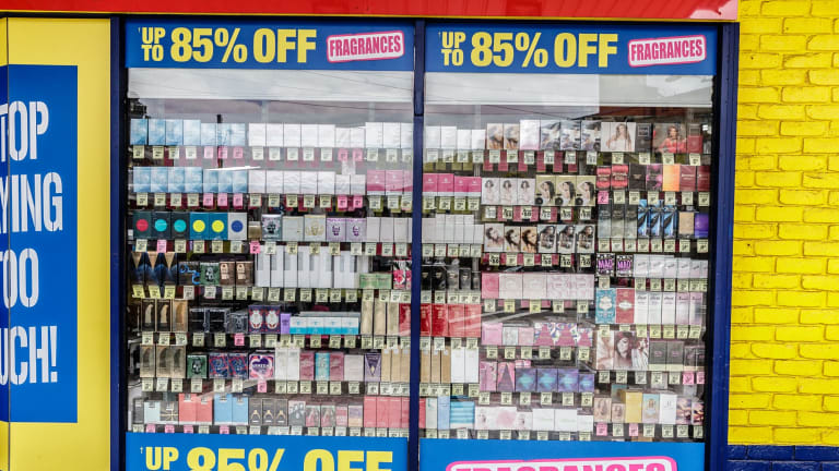 Chemist Warehouse is one of Radek Sali's first clients.
