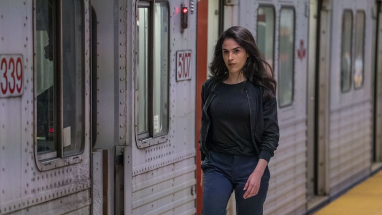 Leem Lubany stars as the deadly Gabrielle Joubert in <i>Condor</I>.