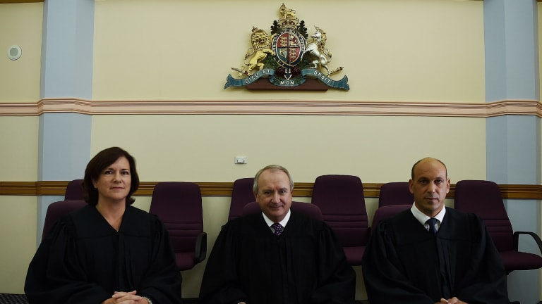 The <i>Court Justice: Sydney</i> magistrates see the full spectrum of life come before them at the busy Downing Centre courts.