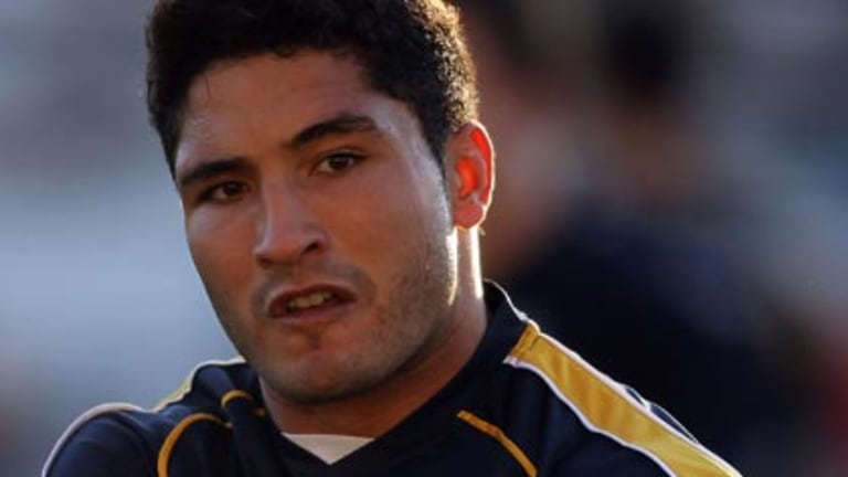 Queensland Reds centre Anthony Faingaa is among four uncapped players named in the Wallabies Tri-nations squad.