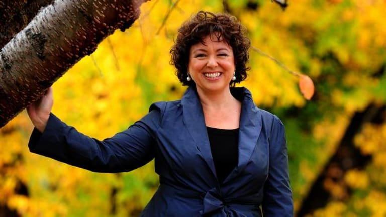 Therese Rein is one of just 16 women to make the BRW rich 200 list.