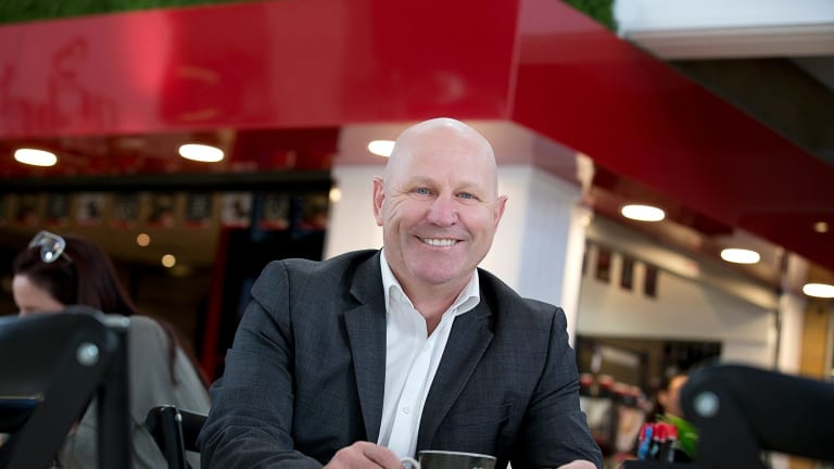 Retail Food Group's Gary Alford stepped down in September.