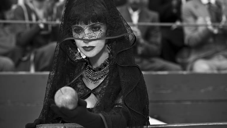 Pablo Berger's silent film <i>Blancanieves</i>.