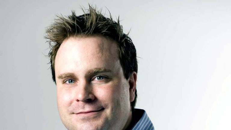 Firemint founder Rob Murray.