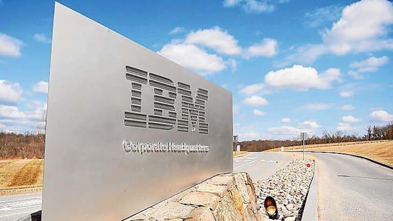 Buying up cloud-based software ... IBM.