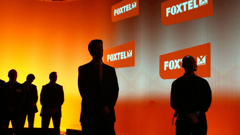 Foxtel has welcomed an 18-month suspended jail sentence for a man who allowed thousands of people to access its subscription TV service for free.