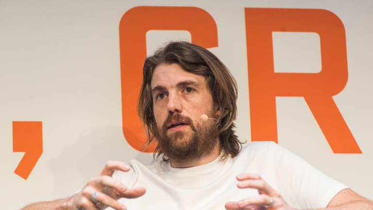 Atlassian co-founder Mike Cannon-Brookes.