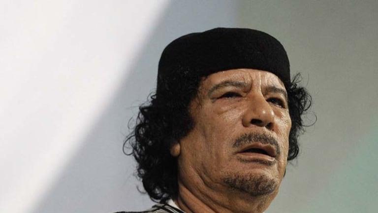 Muammar Gaddafi has kept his grip on power amid a six-month rebel uprising and nightly NATO bombing raids.