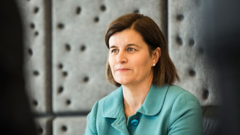 Annabel Spring,  who has run the bank's wealth management arm for the last six years will step down in December.