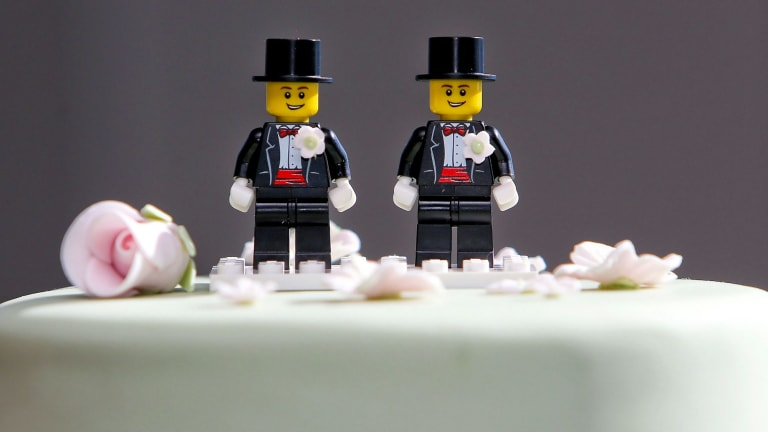 More Australians have declared themselves to be in a same sex relationship.