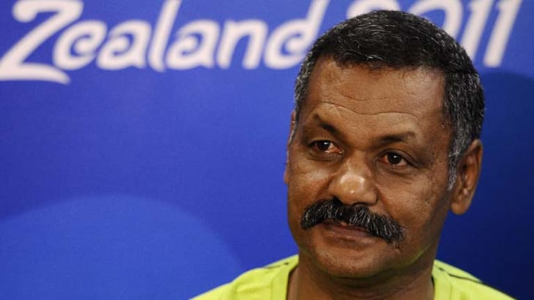 """I'm disappointed to end it like this"" ... Peter de Villiers."