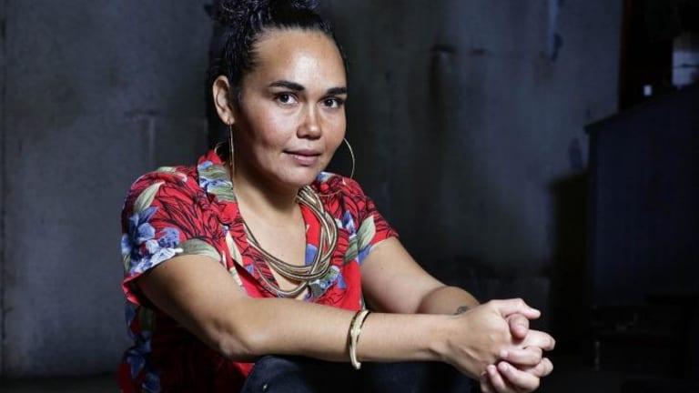 Katie Beckett won The Balnaves Foundation Indigenous Playwright's Award for her proposed play about the new stolen generation.